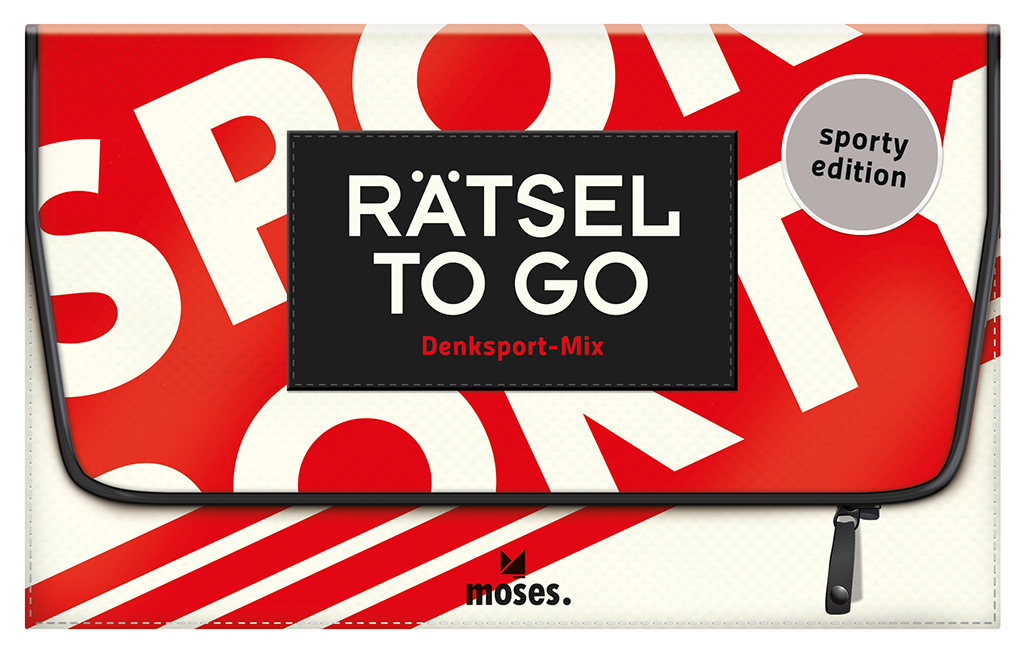 Rätsel to go Denksport-Mix: sporty edition