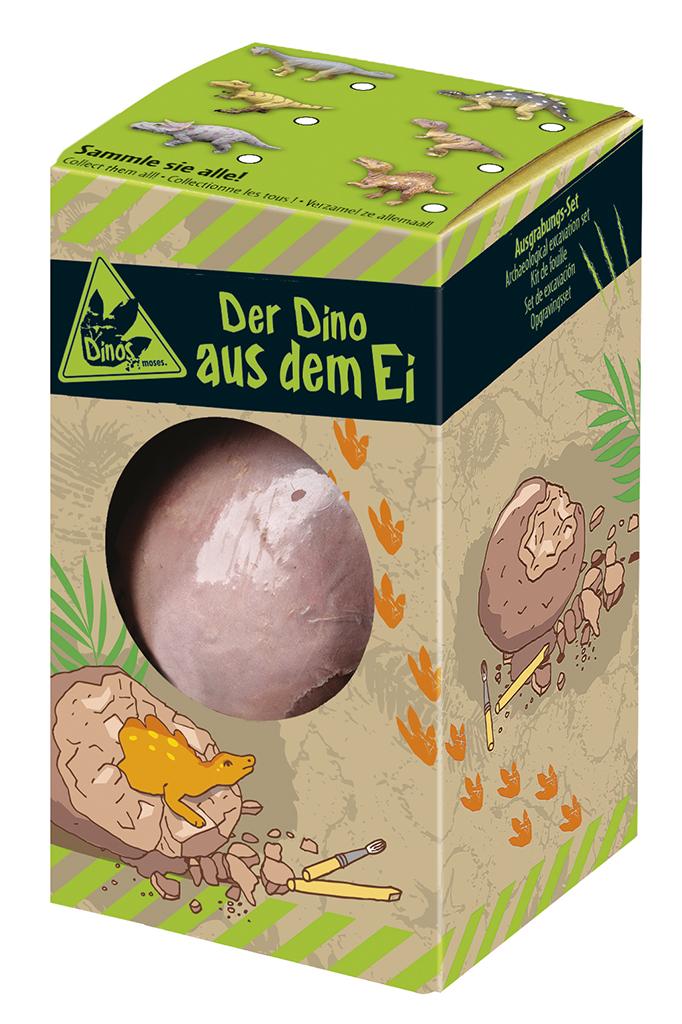 Dino aus dem Ei