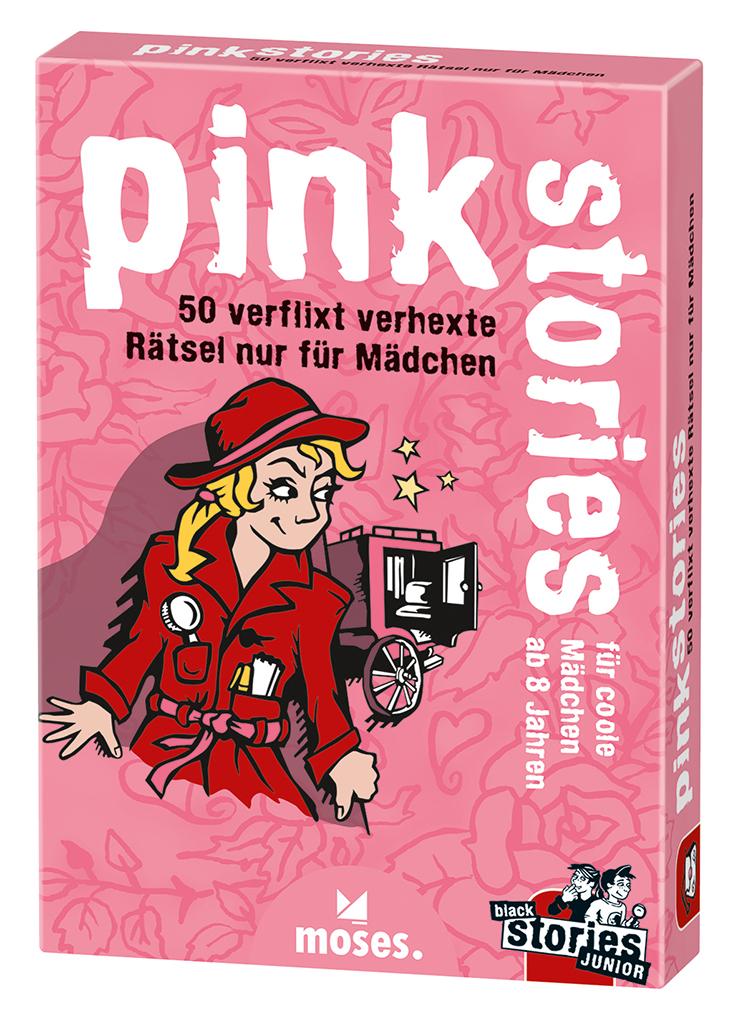 pink stories - black stories Junior