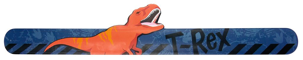 Snap-Band Lineal T-Rex blau