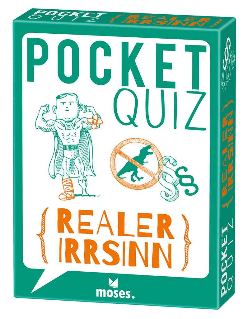 Pocket Quiz - Realer Irrsinn