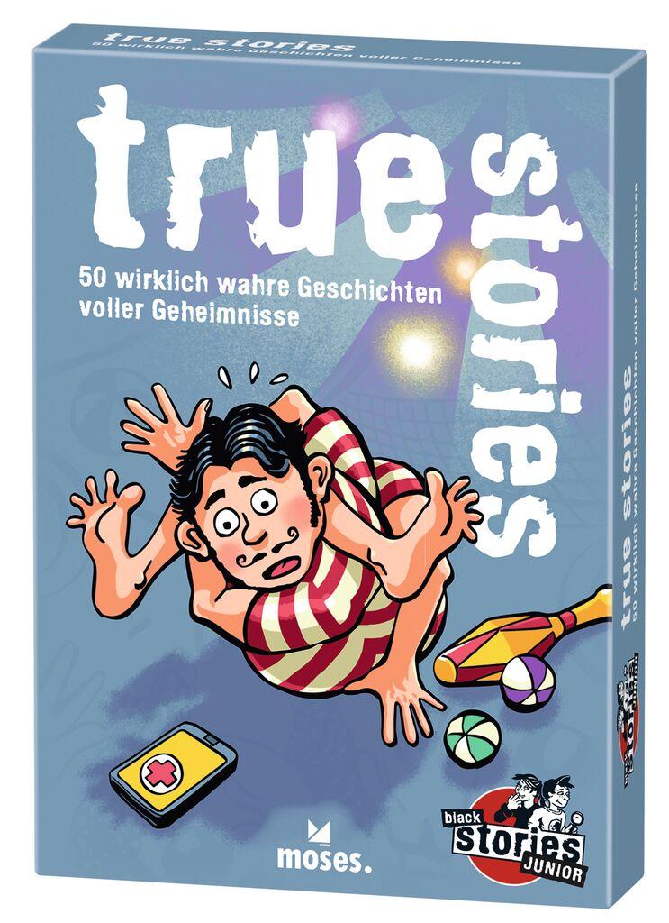 true stories - black stories Junior