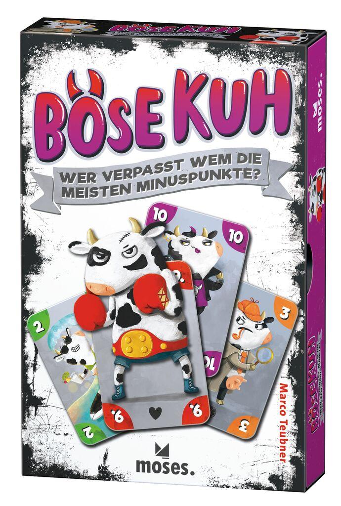 Böse Kuh - Kartenspiel