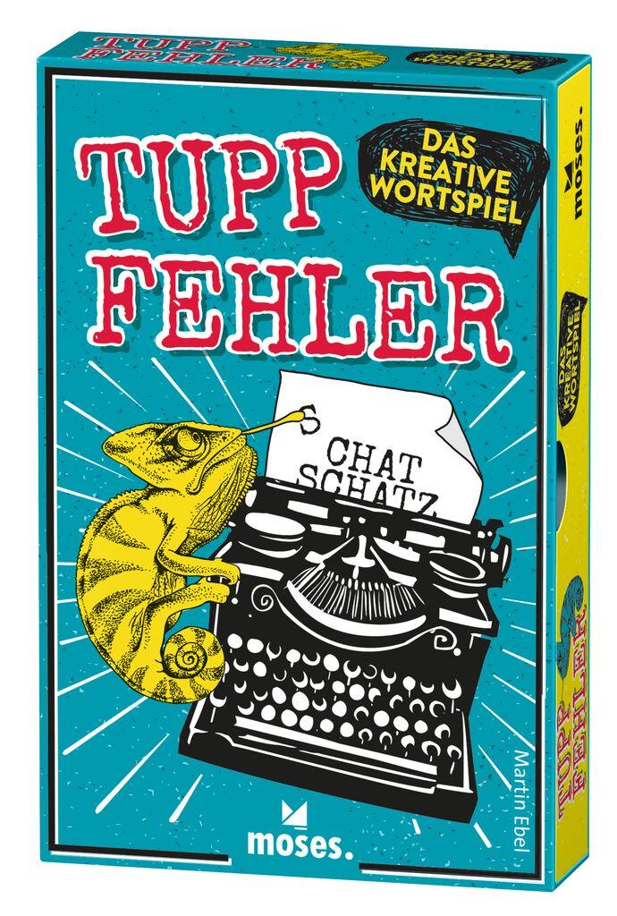 Tuppfehler - Das kreative Wortspiel