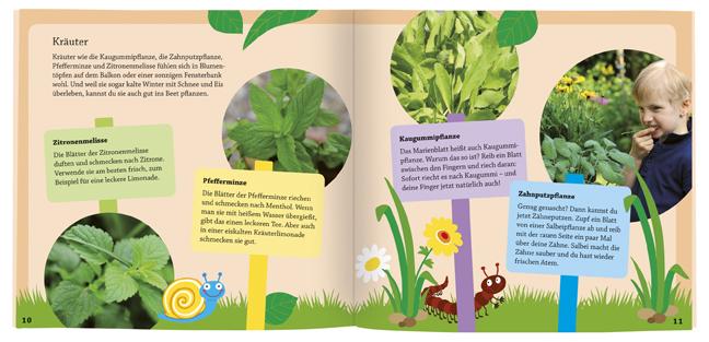 Mein erstes Krabbelkäfer Gartenbuch