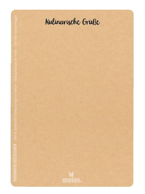 cook & STYLE Kochbuch-Lesezeichen Hummer