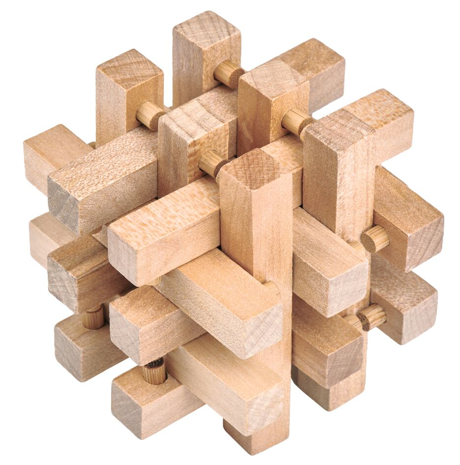 Be Clever! Classic Puzzle Natur Gitter
