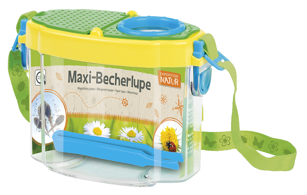 Expedition Natur Maxi-Becherlupe