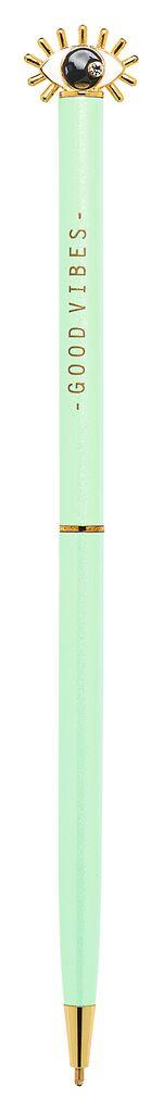 Omm for you Kugelschreiber grün
