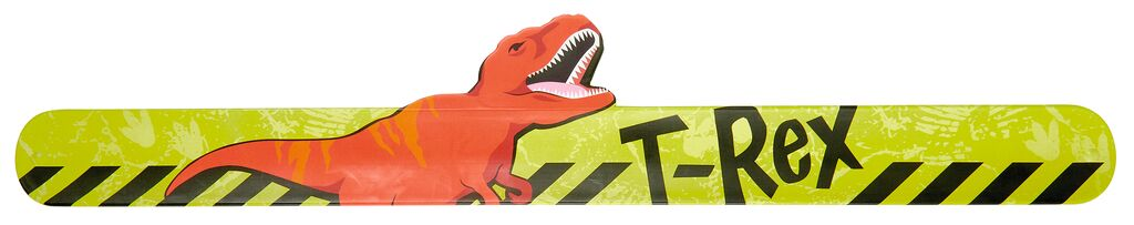 Snap-Band Lineal T-Rex gelb