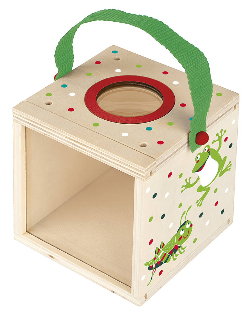 Krabbelkäfer Beobachtungsbox