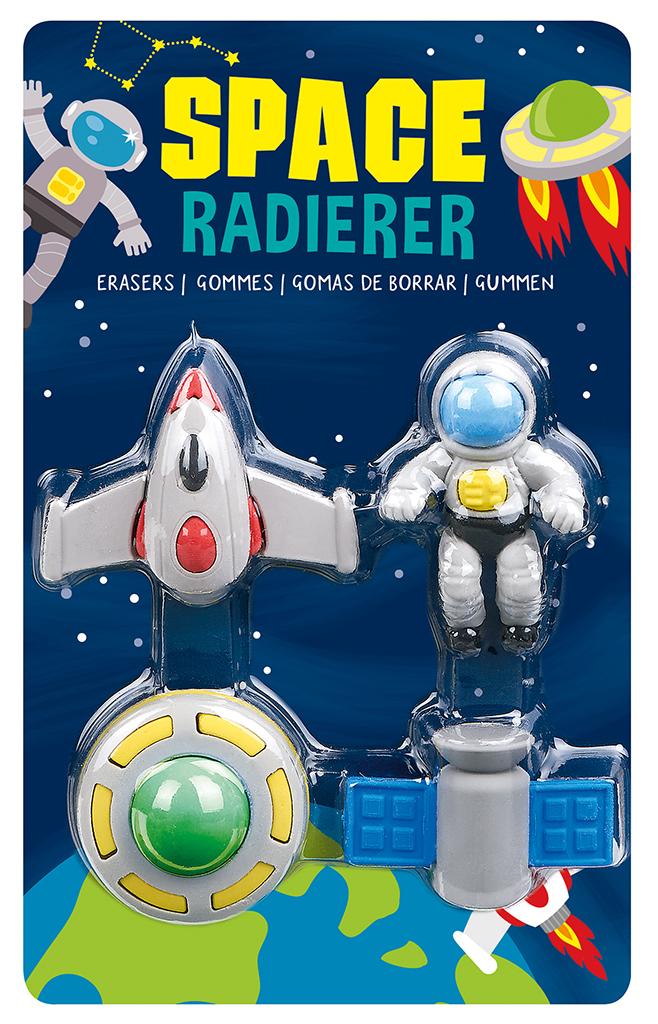 Space-Radierer