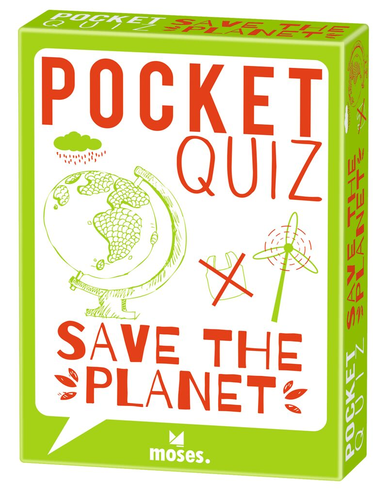 Pocket Quiz - Save the planet