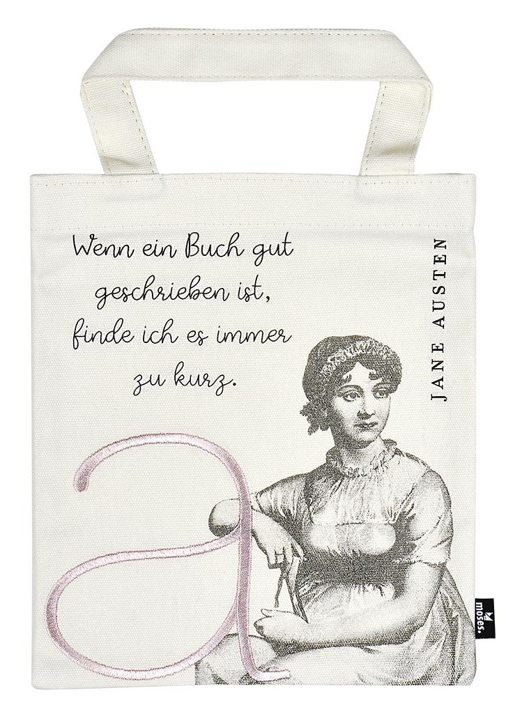 Büchertasche Jane Austen