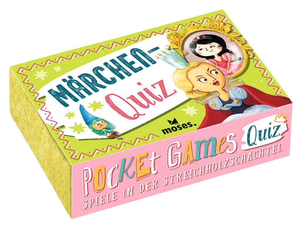 Pocket Games Quiz Märchen