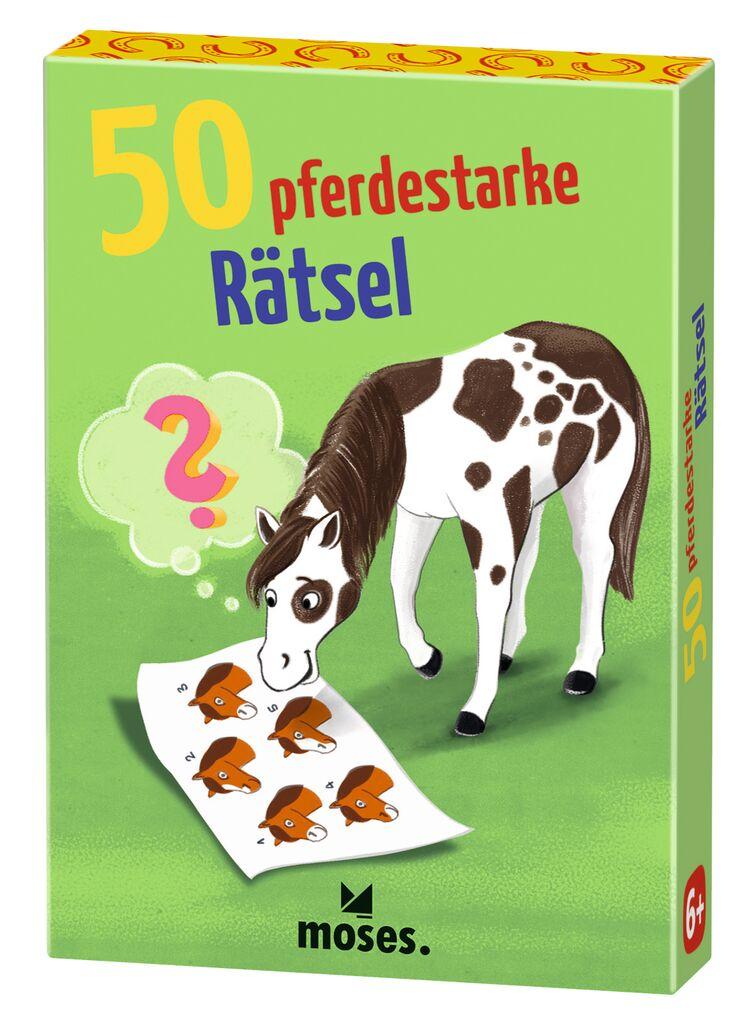 50 pferdestarke Rätsel