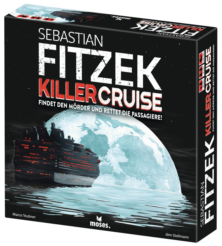 Sebastian Fitzek - Killercruise
