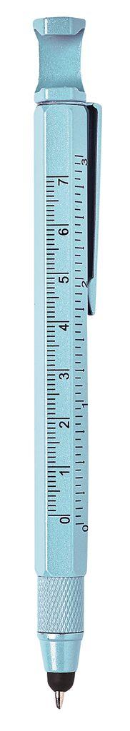 Werkzeugstift 6-in-1 hellblau