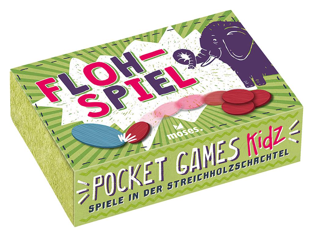Pocket Games Kidz Flohspiel