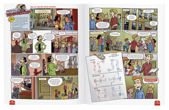 GEOlino Wadenbeißer - Krimi-Comics (Band 4)