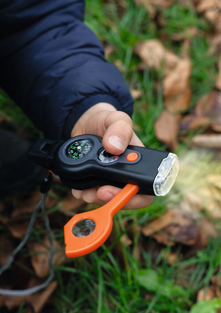 Expedition Natur Survival-Tool 6-in-1