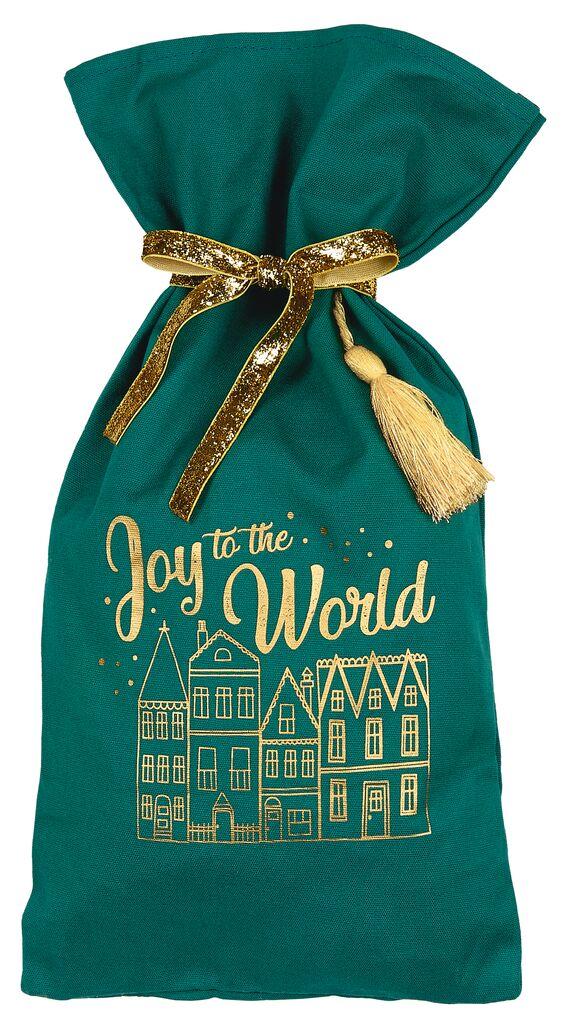 Geschenkbeutel Schleifenwunder Joy to the World