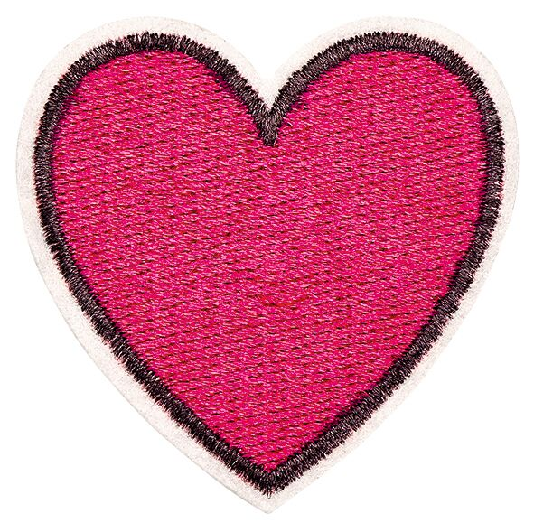 Pin Patch Herz