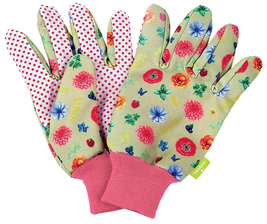 Blatt & Blüte Gartenhandschuhe Kinder