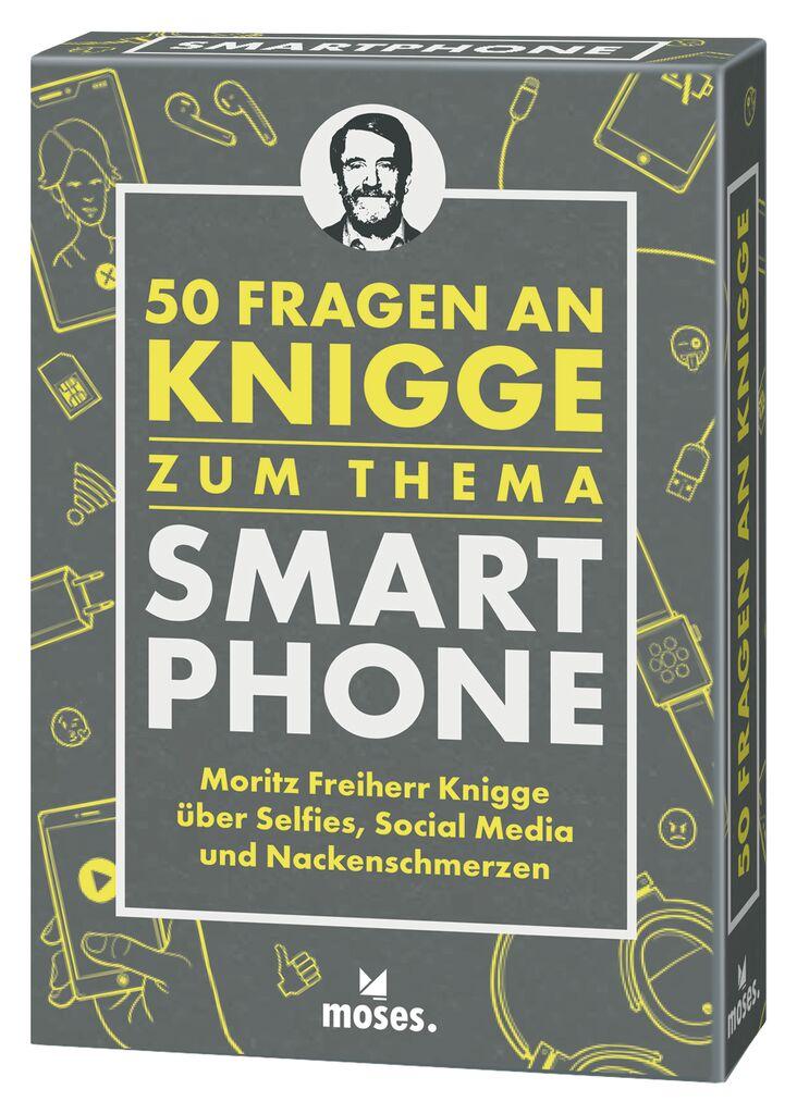 50 Fragen an Knigge: Smartphone