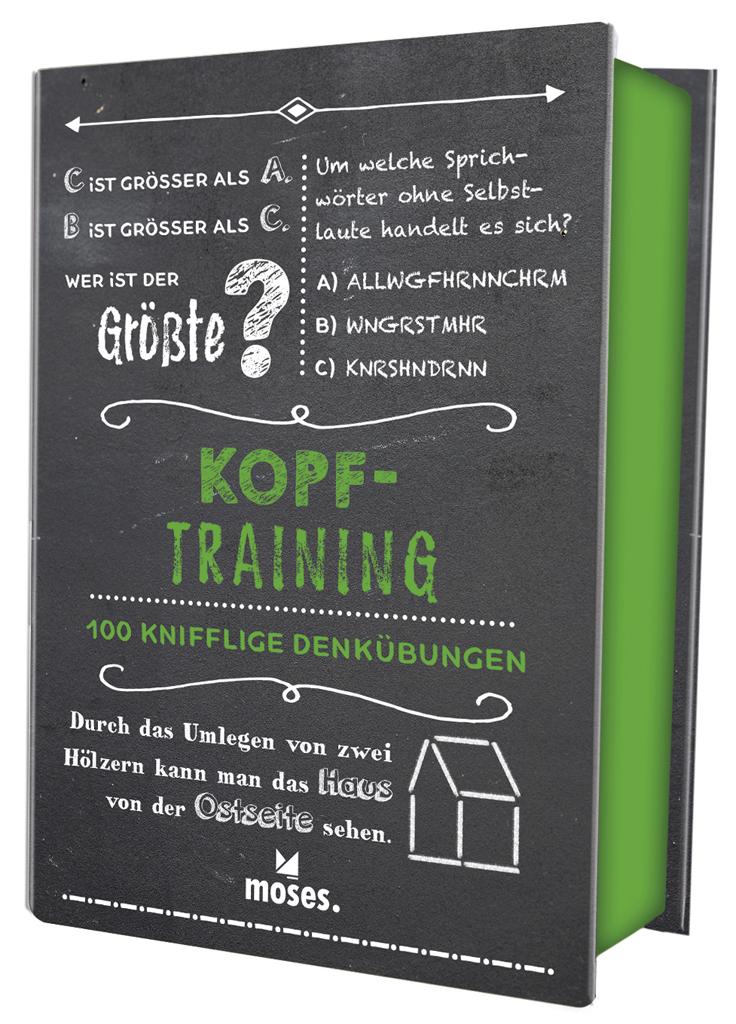 Quiz-Box Kopf-Training