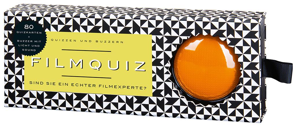 Quizzen und Buzzern - Filmquiz