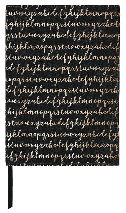 Buchumschlag Alphabet S