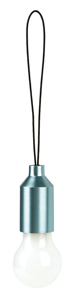 Mini-Glühbirne blau