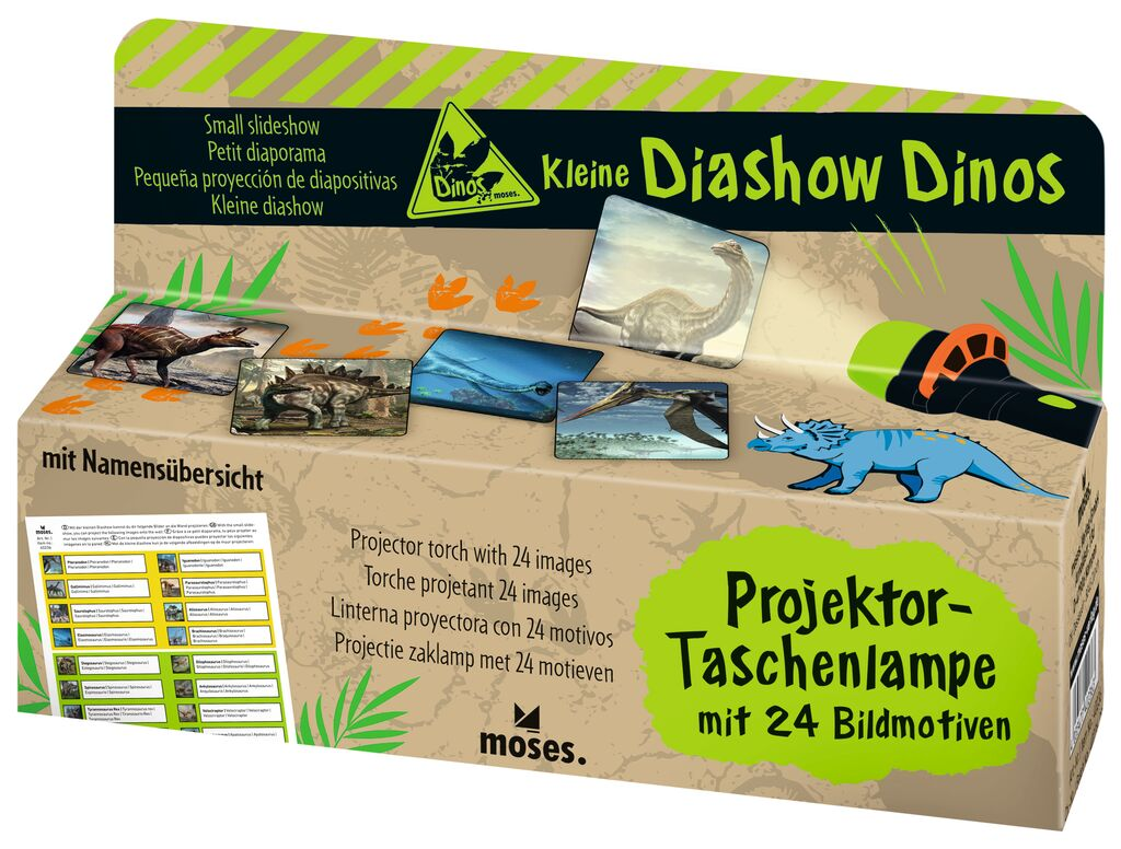 Kleine Diashow Dinos