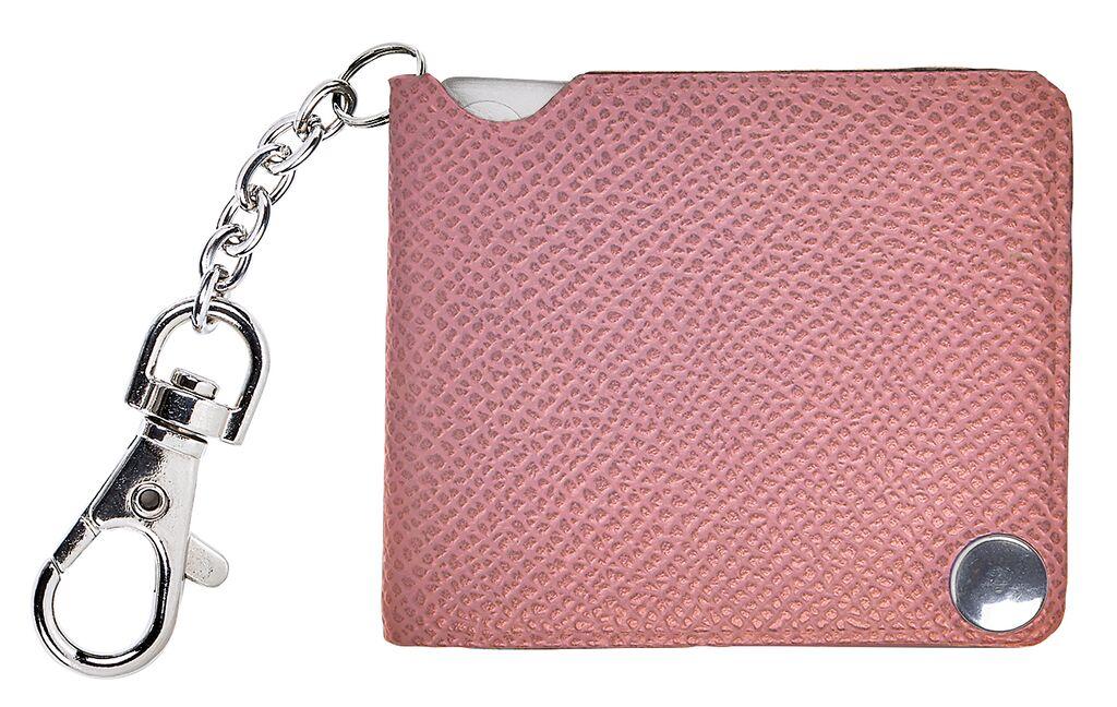 Pocket-Lupe rosa