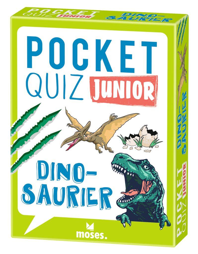 Pocket Quiz junior - Dinosaurier