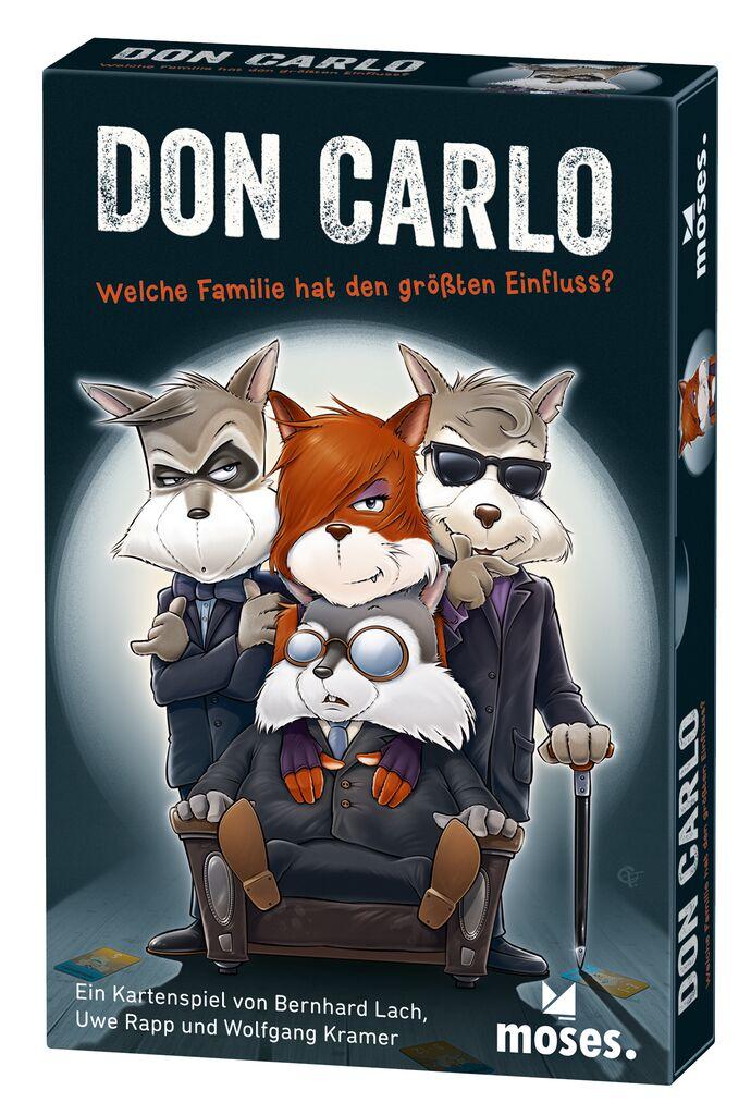 Don Carlo - Kartenspiel