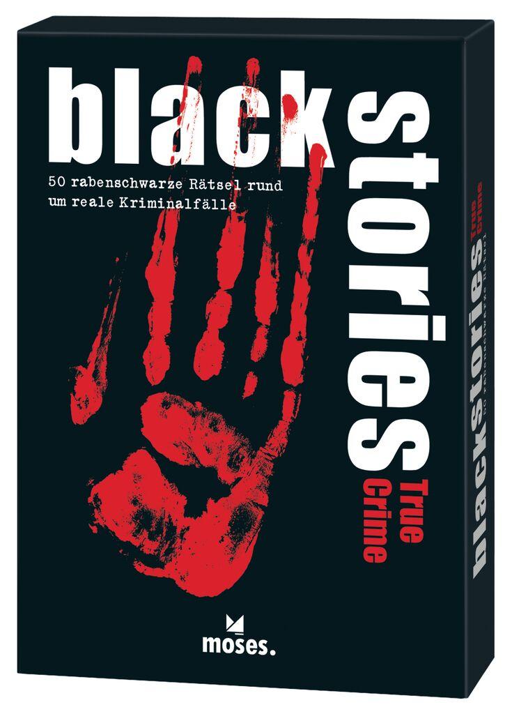black stories - True Crime Edition