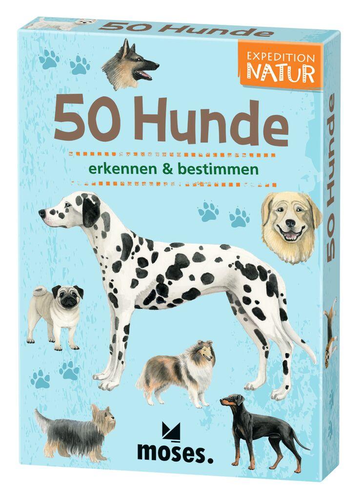 Expedition Natur - 50 Hunde erkennen & bestimmen