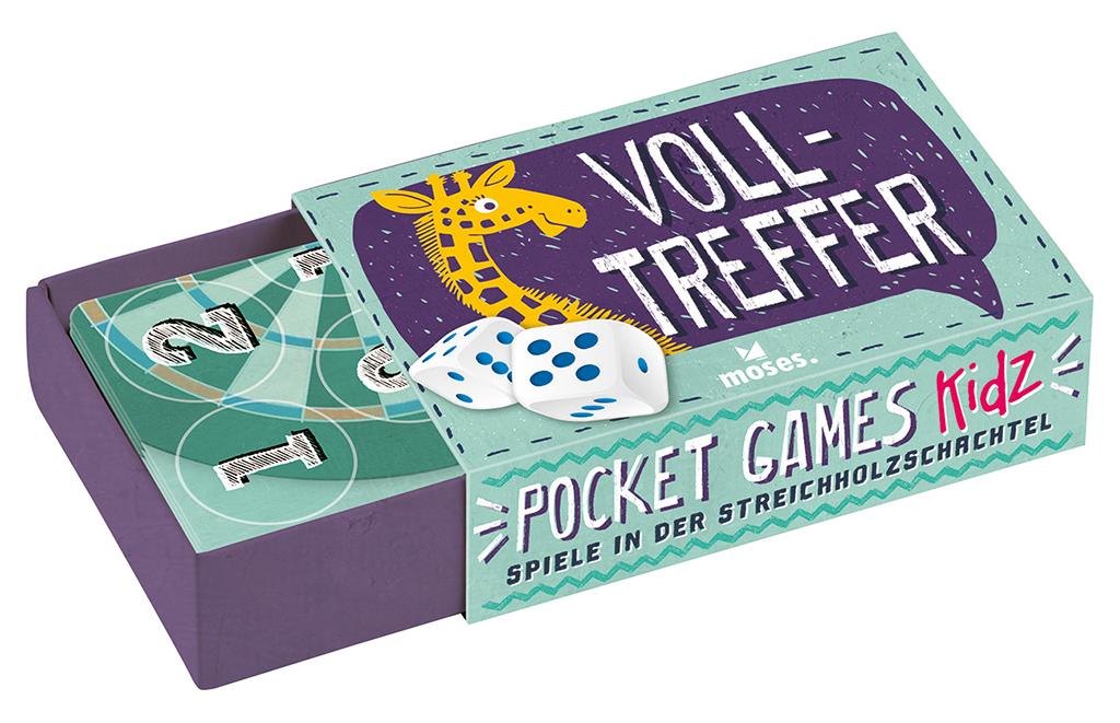 Pocket Games Kidz Volltreffer
