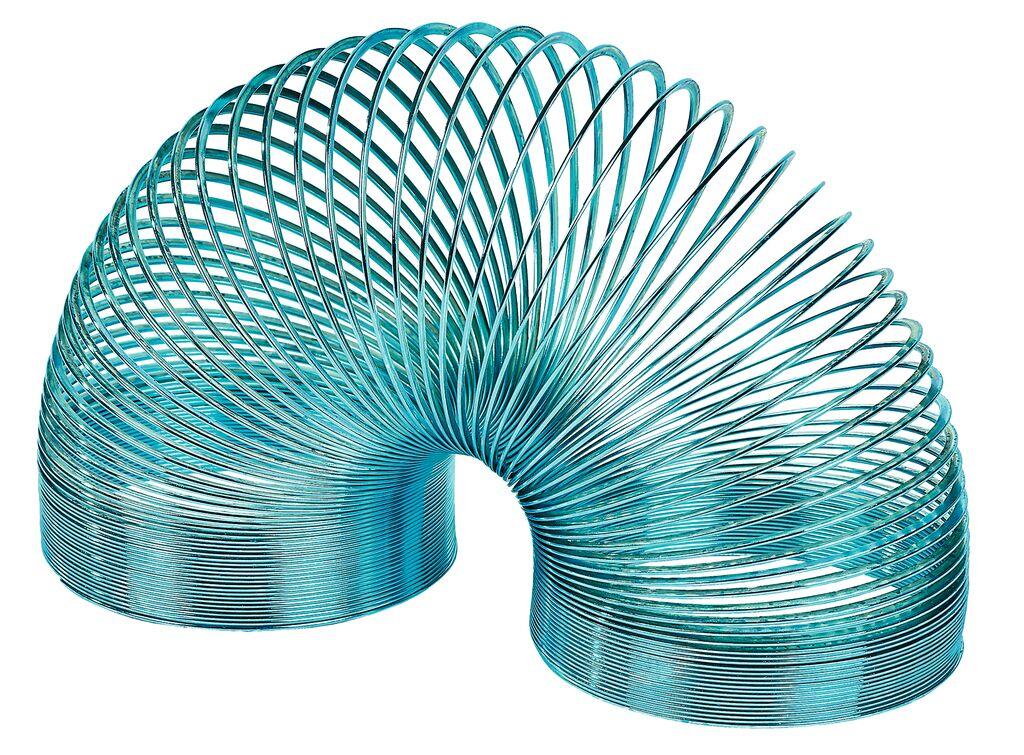 PhänoMINT Treppenhüpfer metallic blau
