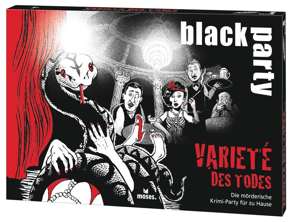 black party - Varieté des Todes